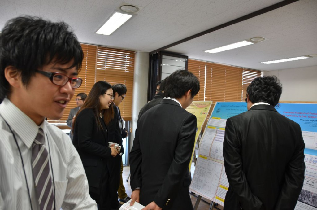 日韓学生シンポジウム