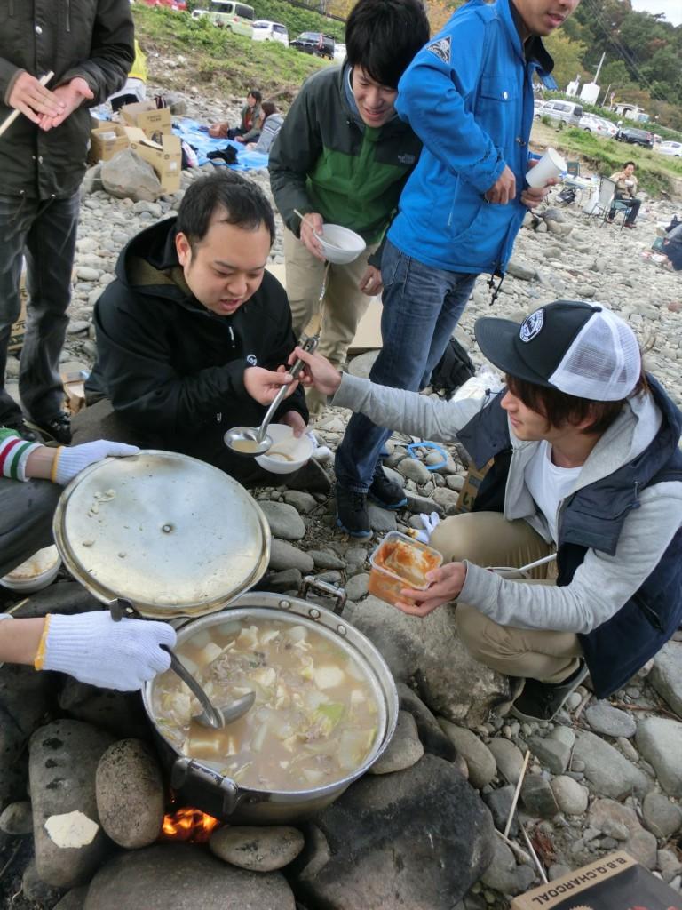 芋煮2012