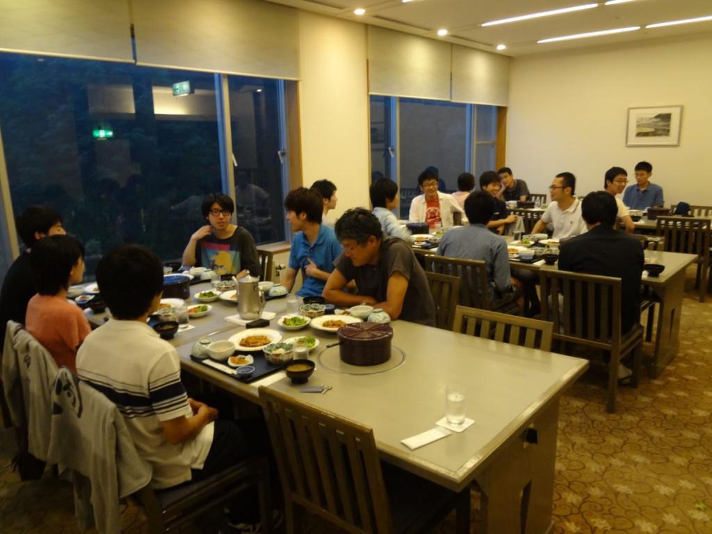 四研究室合同ゼミ合宿 2013