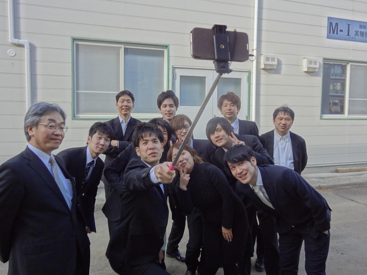 卒業式 2015/Mar