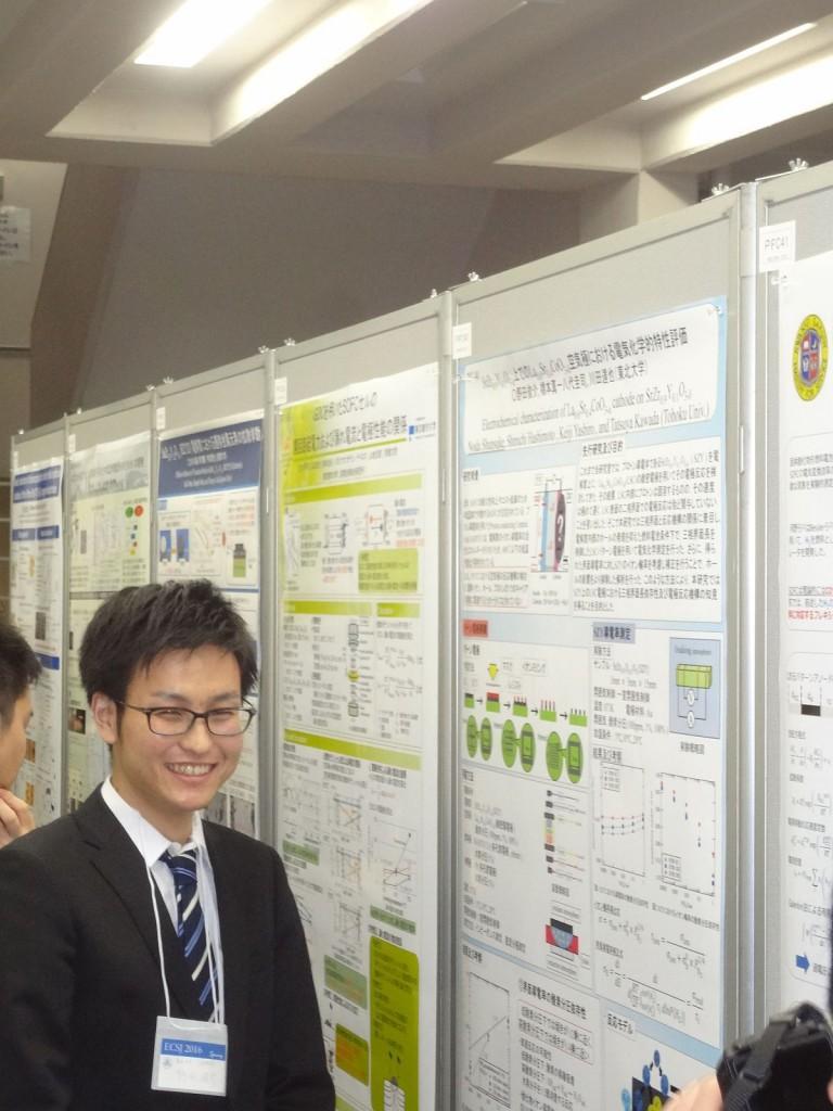 電気化学会第83回大会