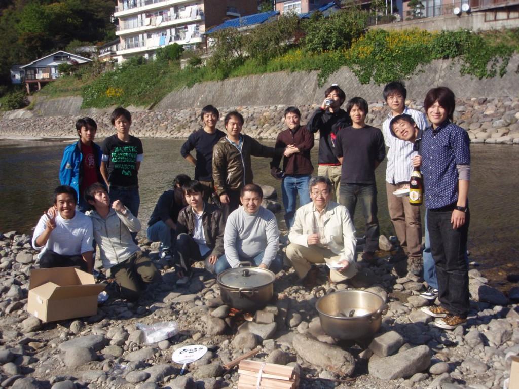 芋煮 2010