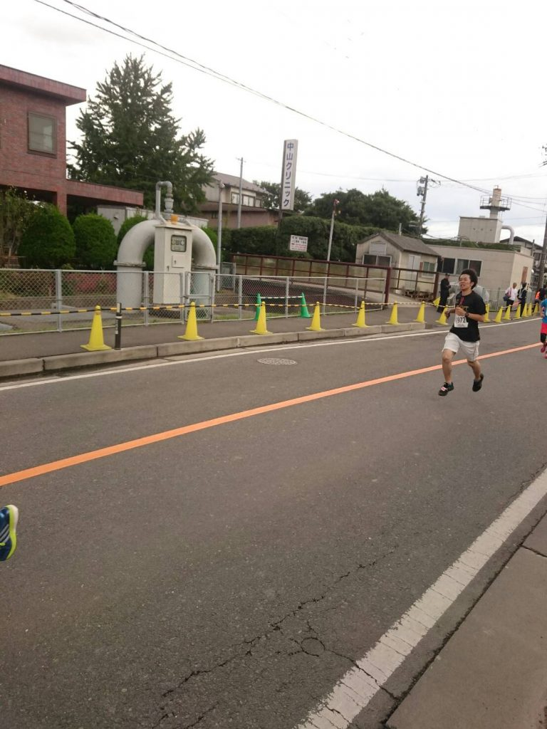 松島ハーフマラソン